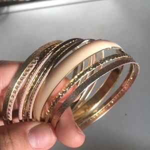 Jewelry - Bracelets set of 8